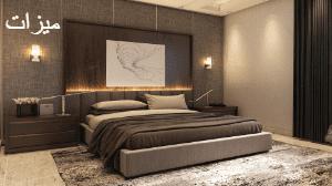 الديكورات الريفية الحديثة لغرف النوم
